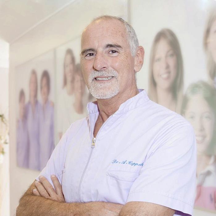 Dott. Antonio Coppola | Laureato in Medicina e Chirurgia | Equipe