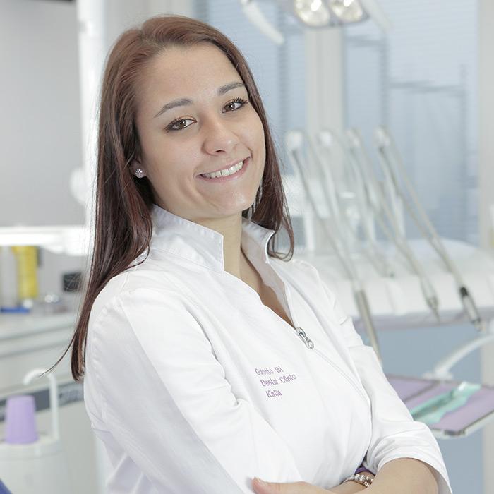 Katia | Assistente di poltrona | Equipe