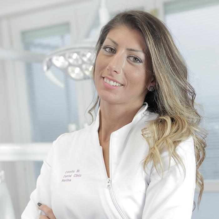 Martina | Assistente di poltrona | Equipe