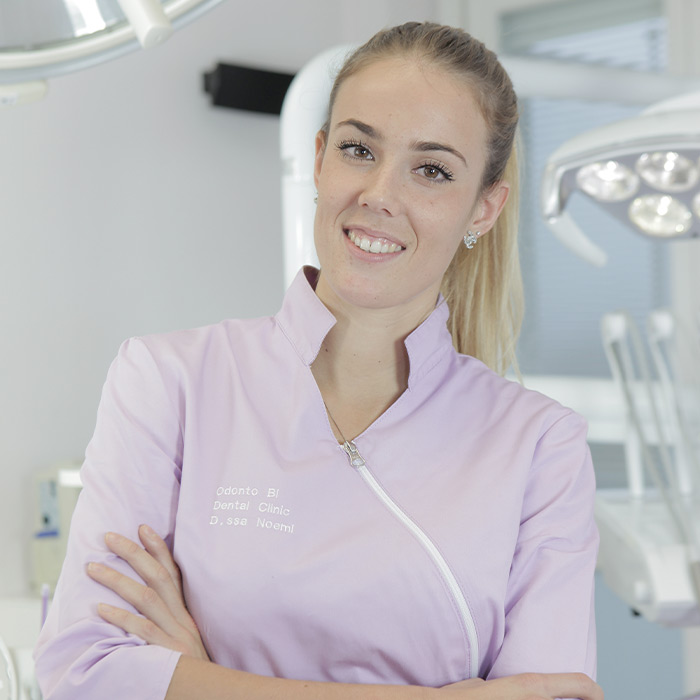 Dott.ssa Noemi Nuzzi | Igienista dentale | Equipe