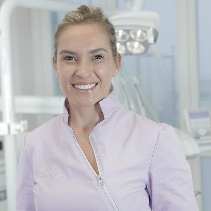 Dott.ssa Violetta Abbate | Igienista dentale | Equipe